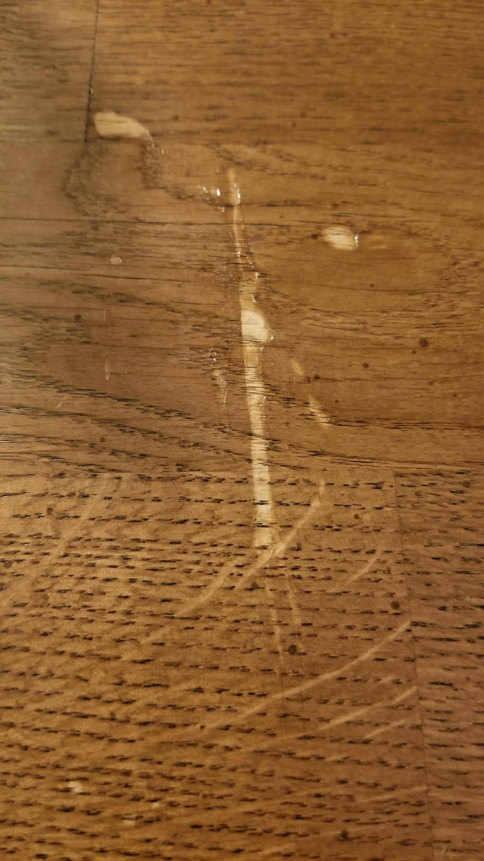 staining  Stain not adhering to wood  Woodworking Stack