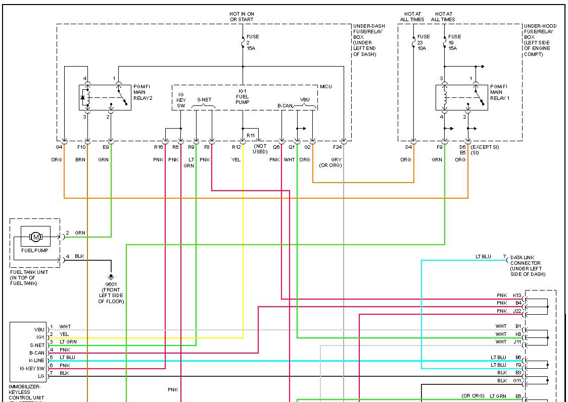 daewoo lanos wiring diagram porsche 944 radio electrical start a circuit or device when you insert key