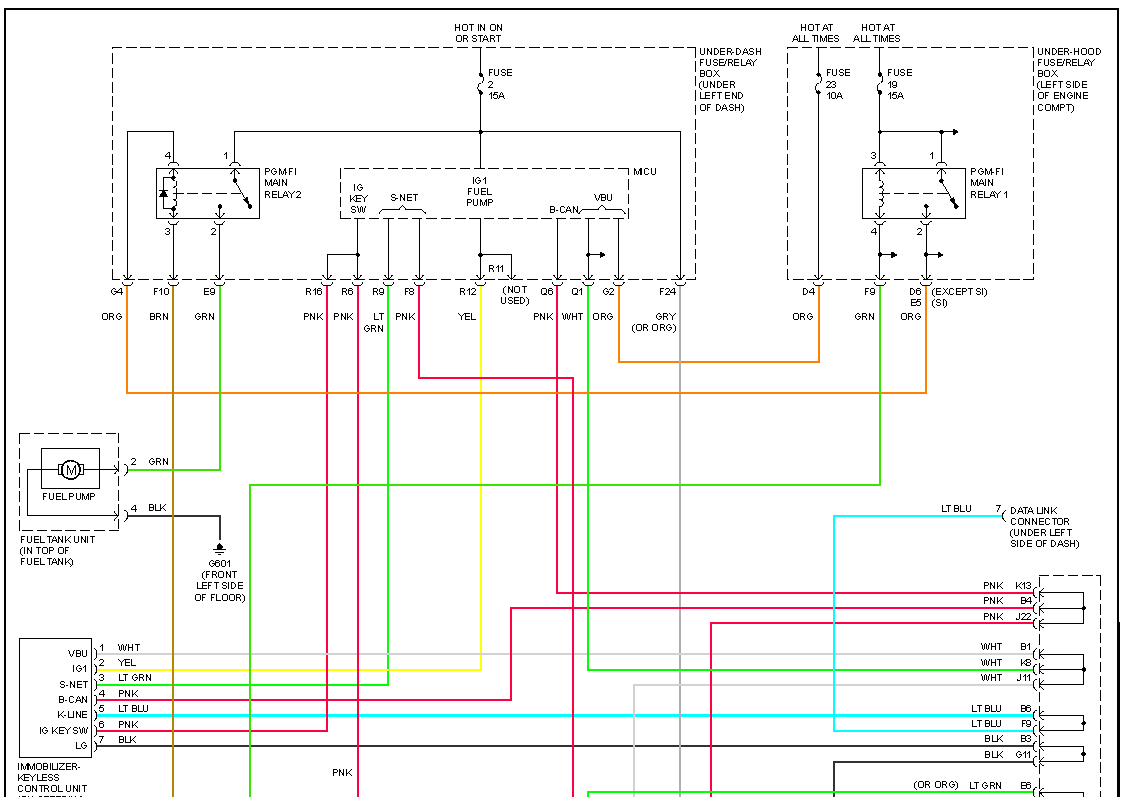 hight resolution of here s the schematic immobilizer 1 of 2