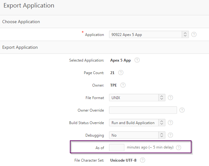 How to restore Apex Application crashed while installing