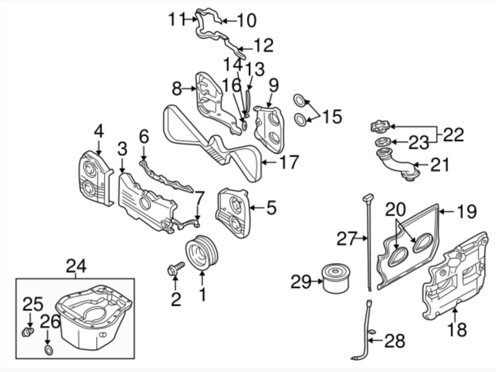 medium resolution of subaru forester valve diagram wiring diagram used engine 2012 subaru forester