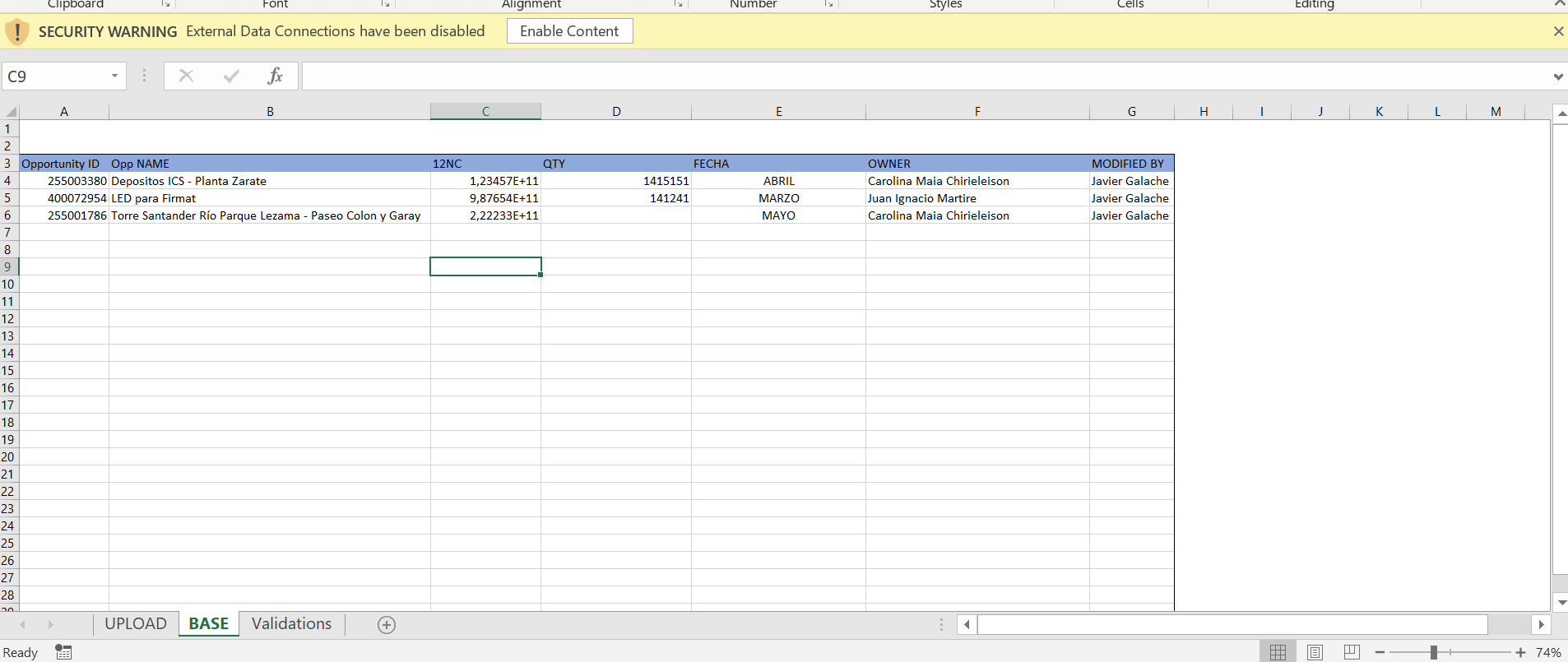 Vba Excel Replace In Database Or Dont Copy If Already