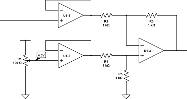 how to reverse a pressure transducer output voltage