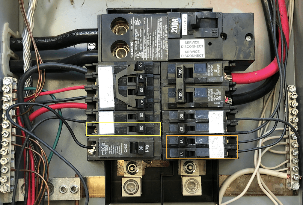 Wiring Diagram For 200 Amp Breaker Box Along With 200 Electrical