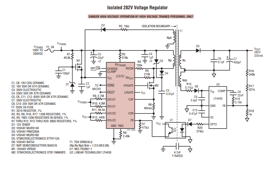 Why Place A Diode In Series With The LED In An Optocoupler