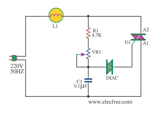 100w 12v Rv Solar Wiring Diagram Triac Light Dimming Regulator Circuit Electrical