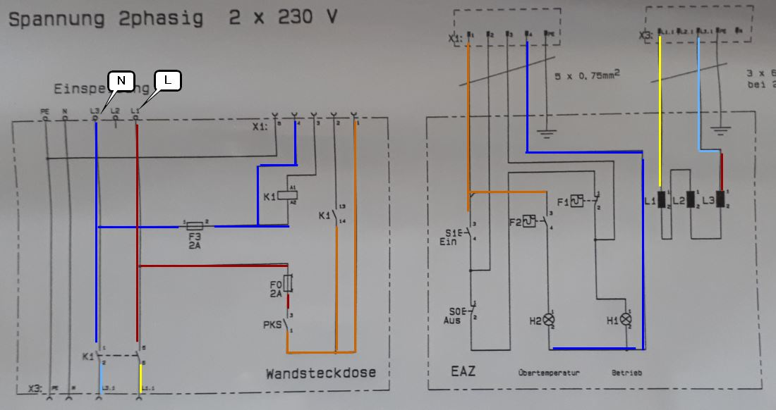 Phase To Single Phase Wiring On 3 Phase Rotary Switch Wiring Diagram