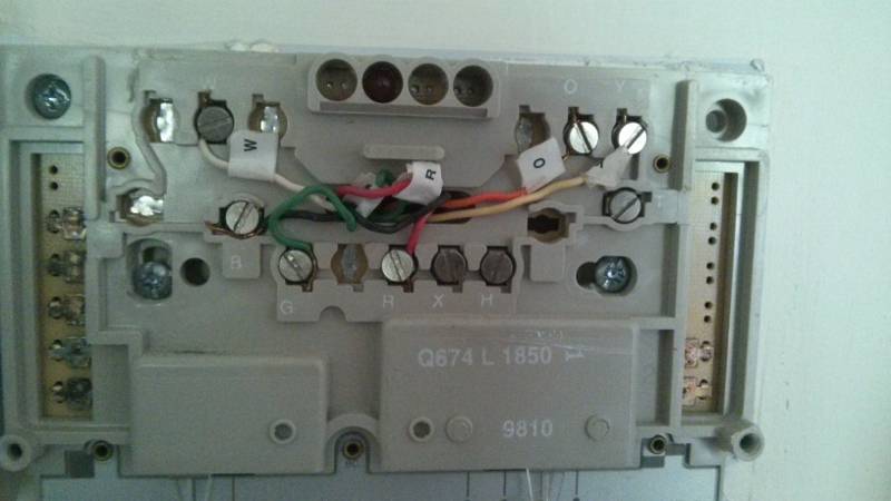 Thermostat Wiring For York Heat Pump