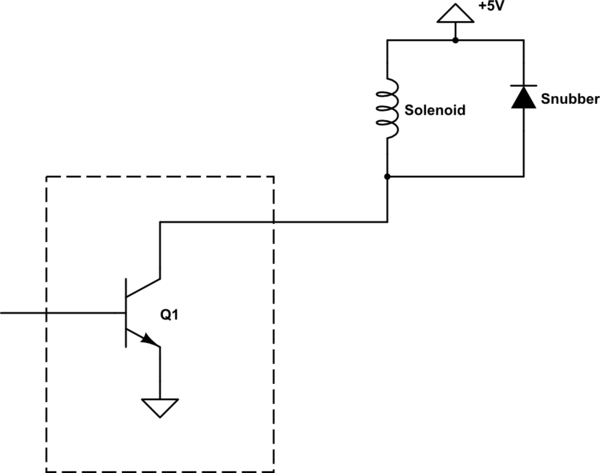 Severe Voltage Drop When Applying a Load to Opto-Isolator