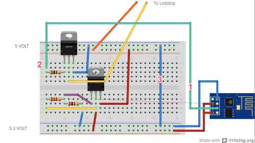 small resolution of esp8266 using a tip120 darlington transistor to control a 12v fan 12v 3 wire fan diagram 12v fan diagram