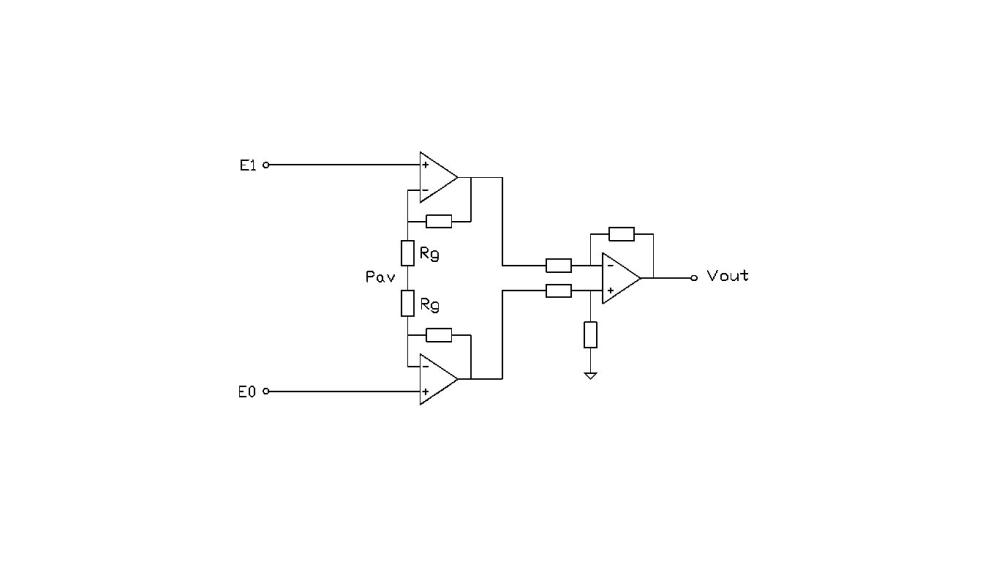 medium resolution of interfacing circuit for eeg signal