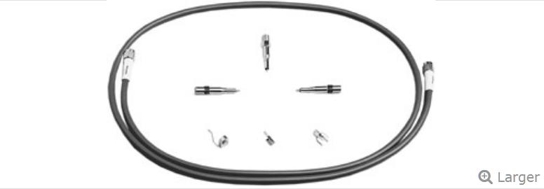 65 ghz bandwidth oscilloscope