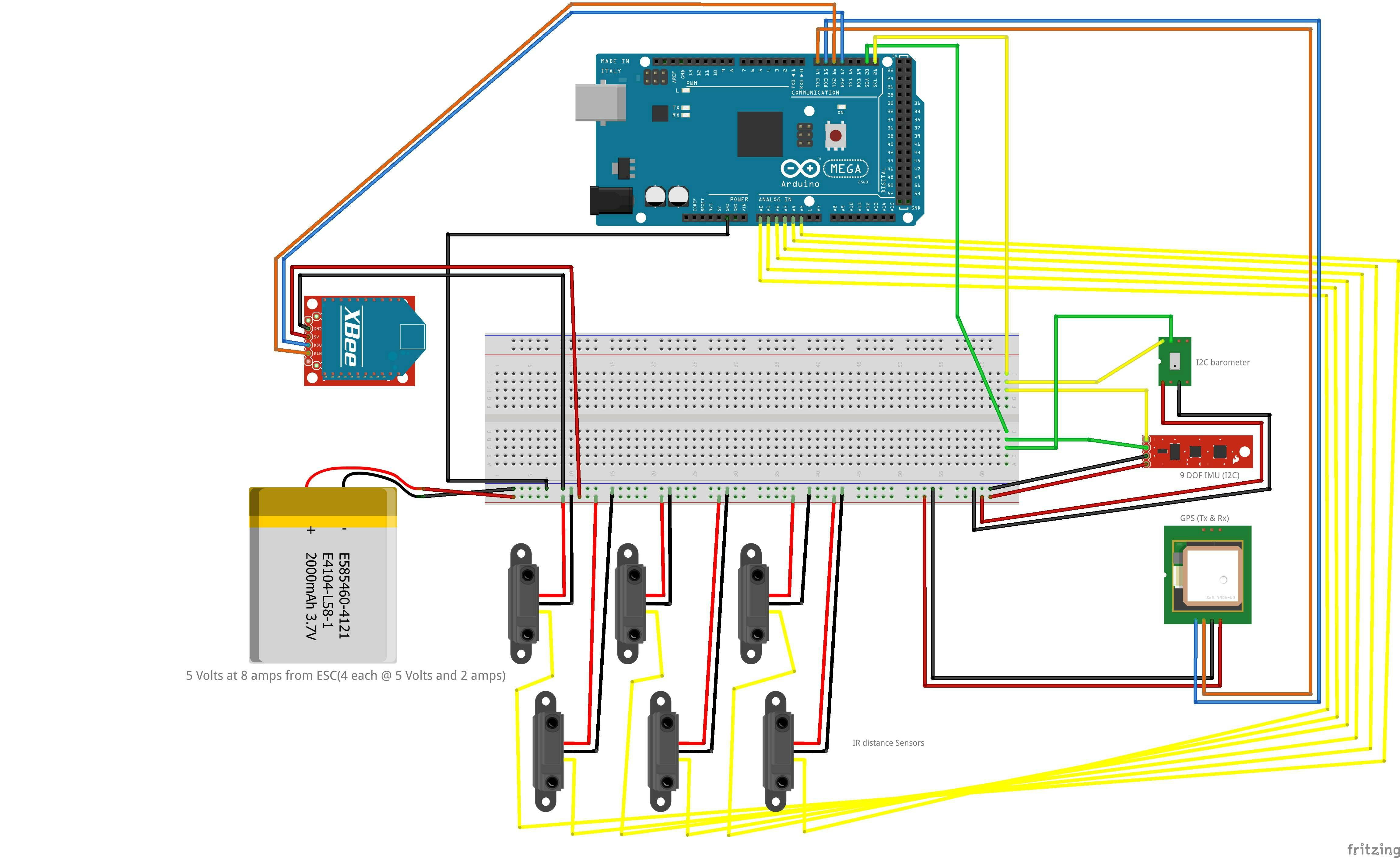quadcopter schematic diagram 50 s style les paul wiring arduino free engine image for