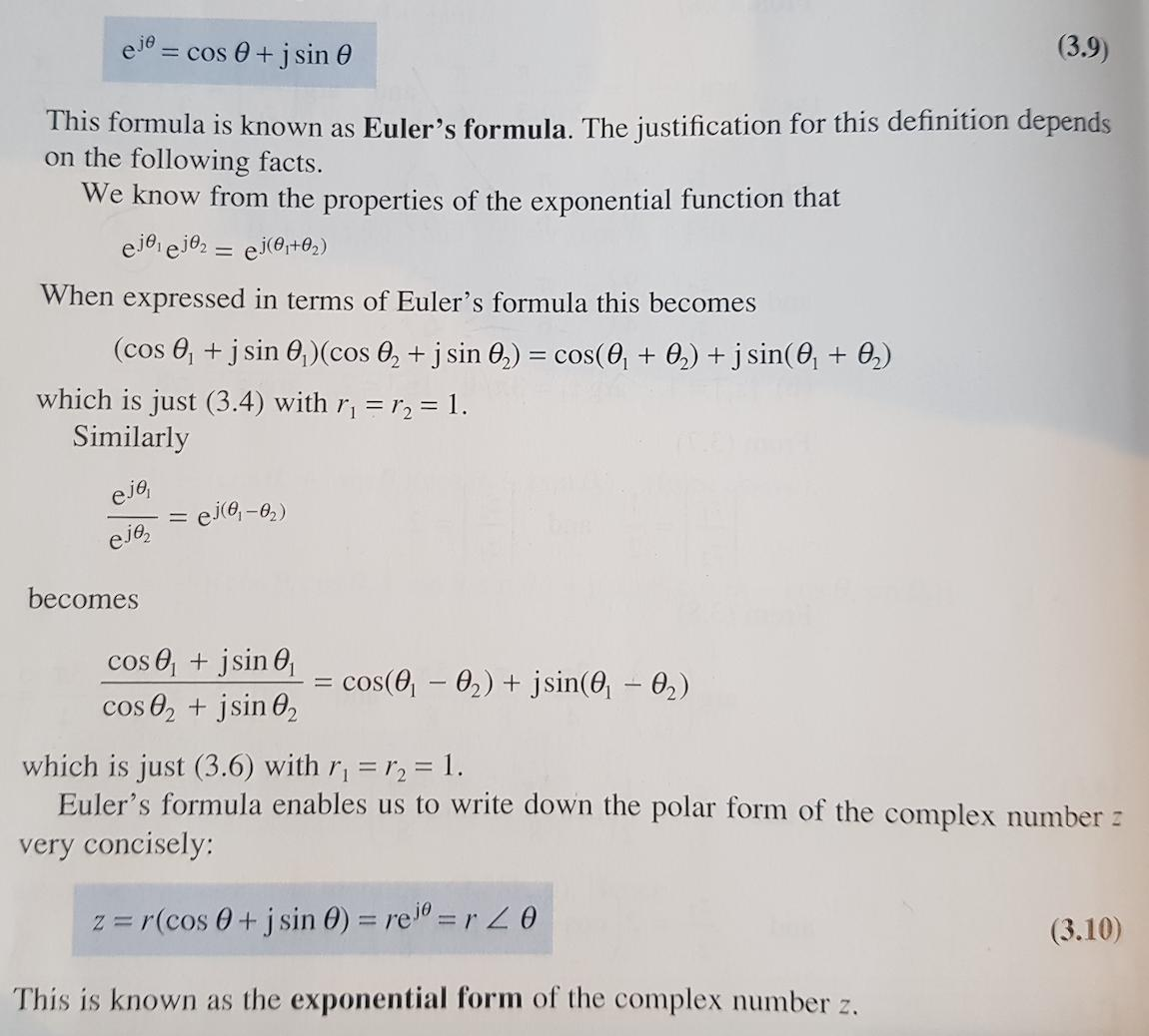 Is This Proof Of Euler S Formula Circular