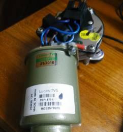 wires of wiper motor motor [ 3120 x 4160 Pixel ]