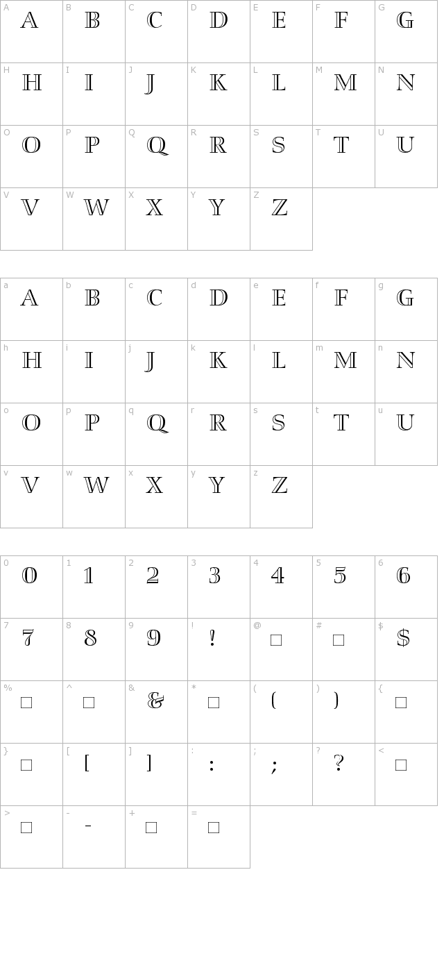 Identifying the font that inspired the Pierre Balmain