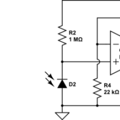 Circuit Diagram Of Non Inverting Amplifier Kenmore Elite He3 Parts Arduino - How To Use Sfh235 Ir Photodiode Correctly? Electrical Engineering Stack Exchange