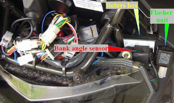 2012 Cbr1000rr Wiring Diagram