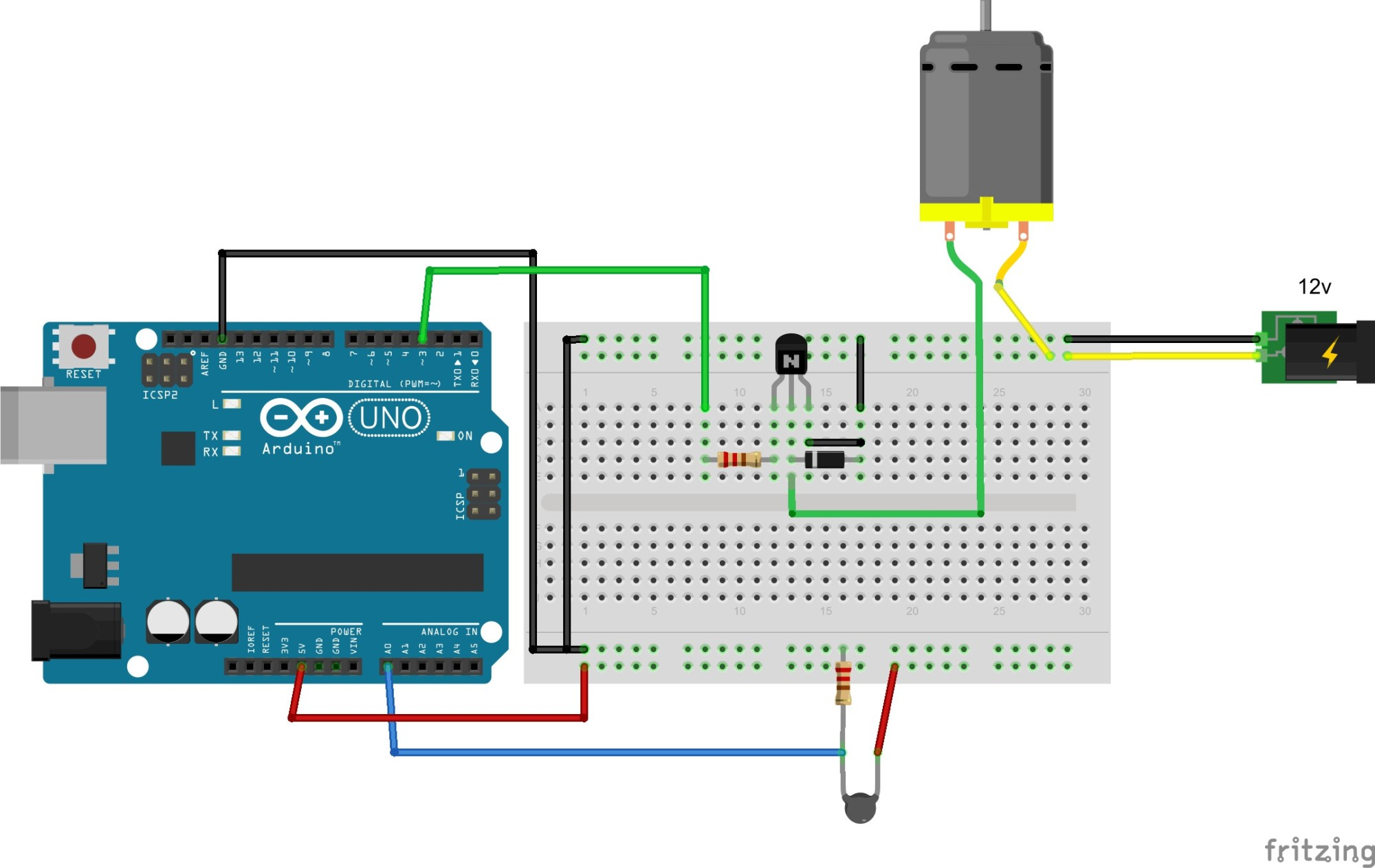 hight resolution of control speed of dc fan using arduino pid library arduino stack temperature controller wiring diagram arduino 4 wire m fan controller