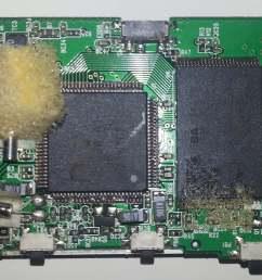 mp3 player circuit [ 3081 x 1474 Pixel ]