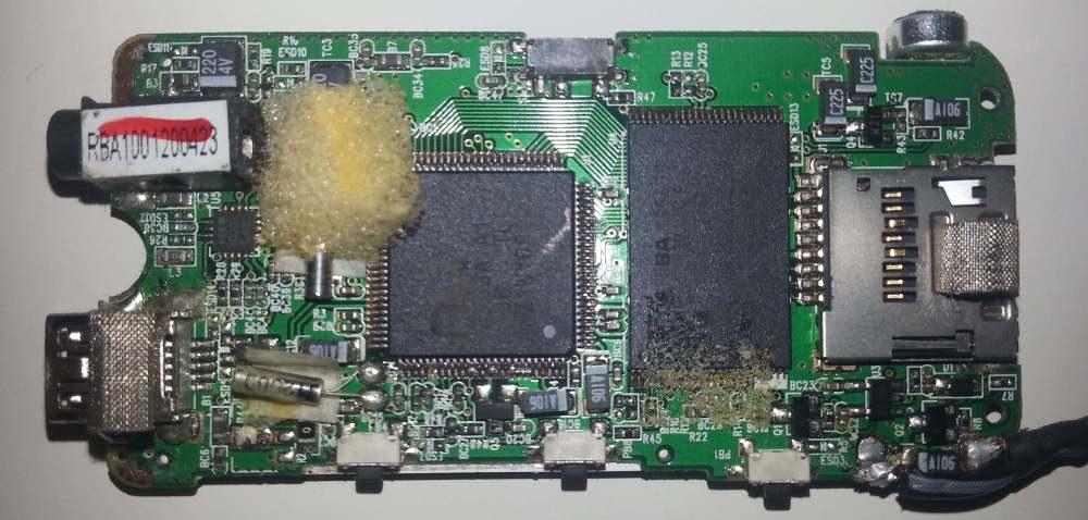 medium resolution of mp3 player circuit