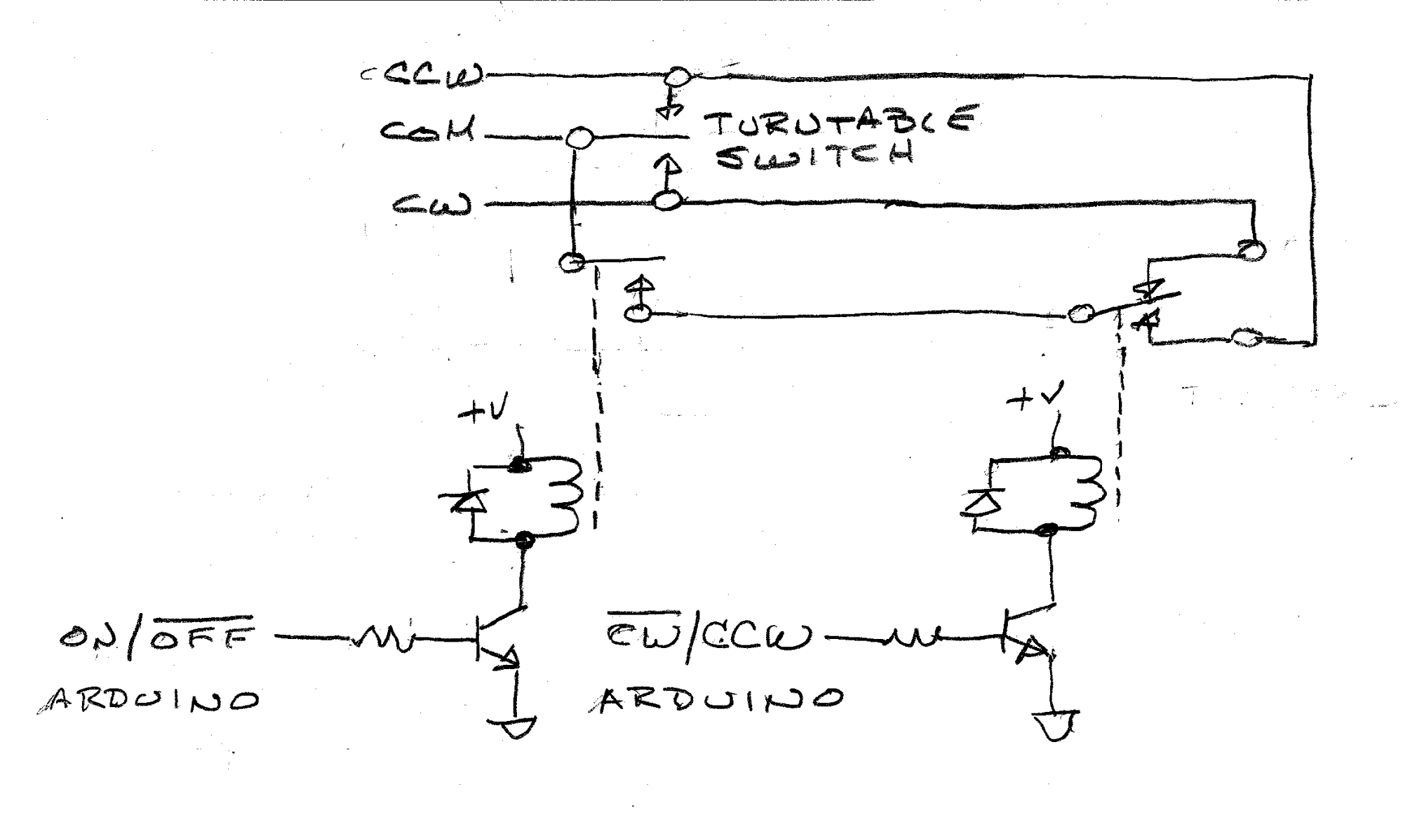 hight resolution of arduino triple pole triple throw relay electrical engineering leviton decora triple switch diagram enter image description