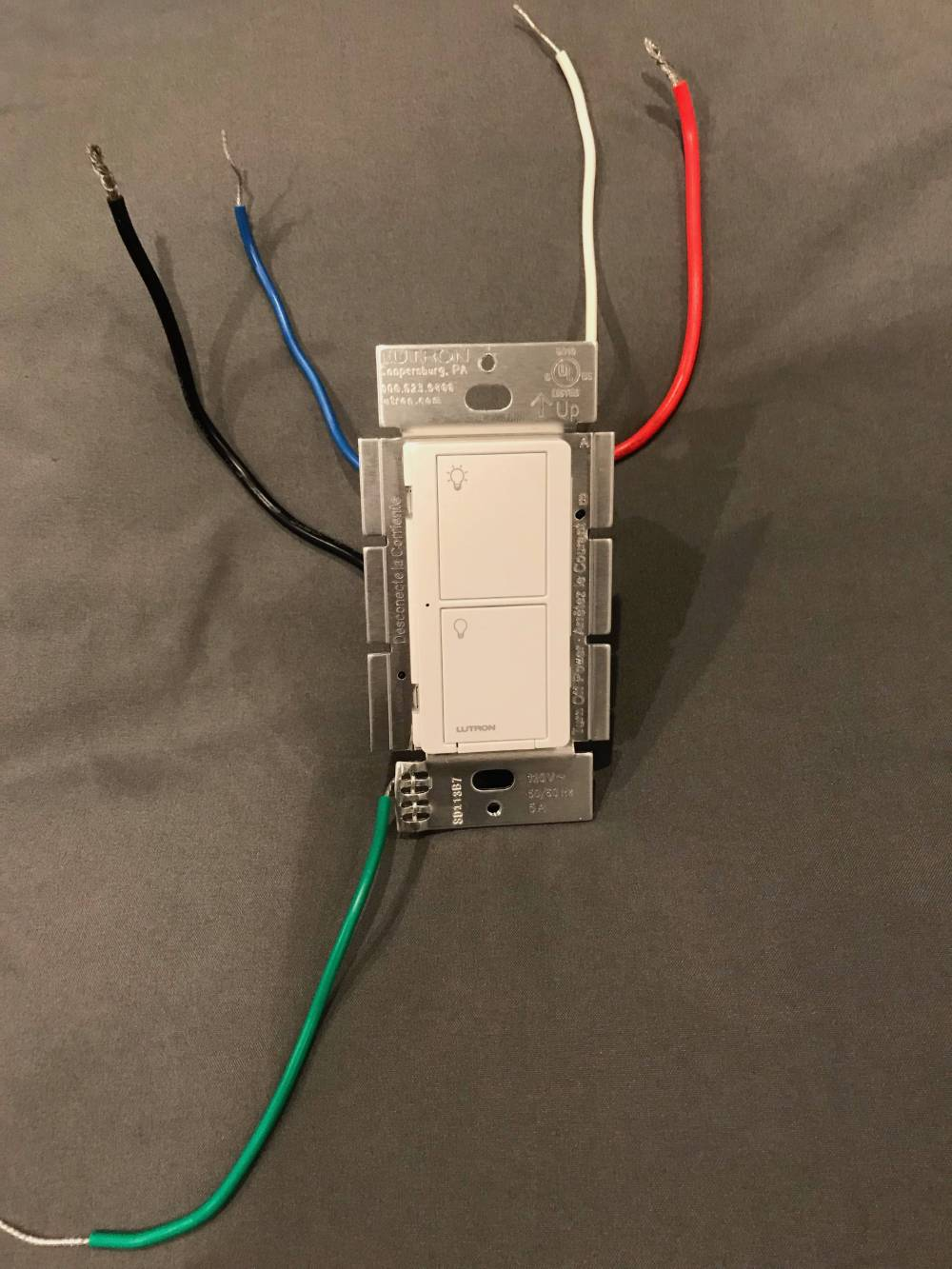 medium resolution of smart toggle switch front