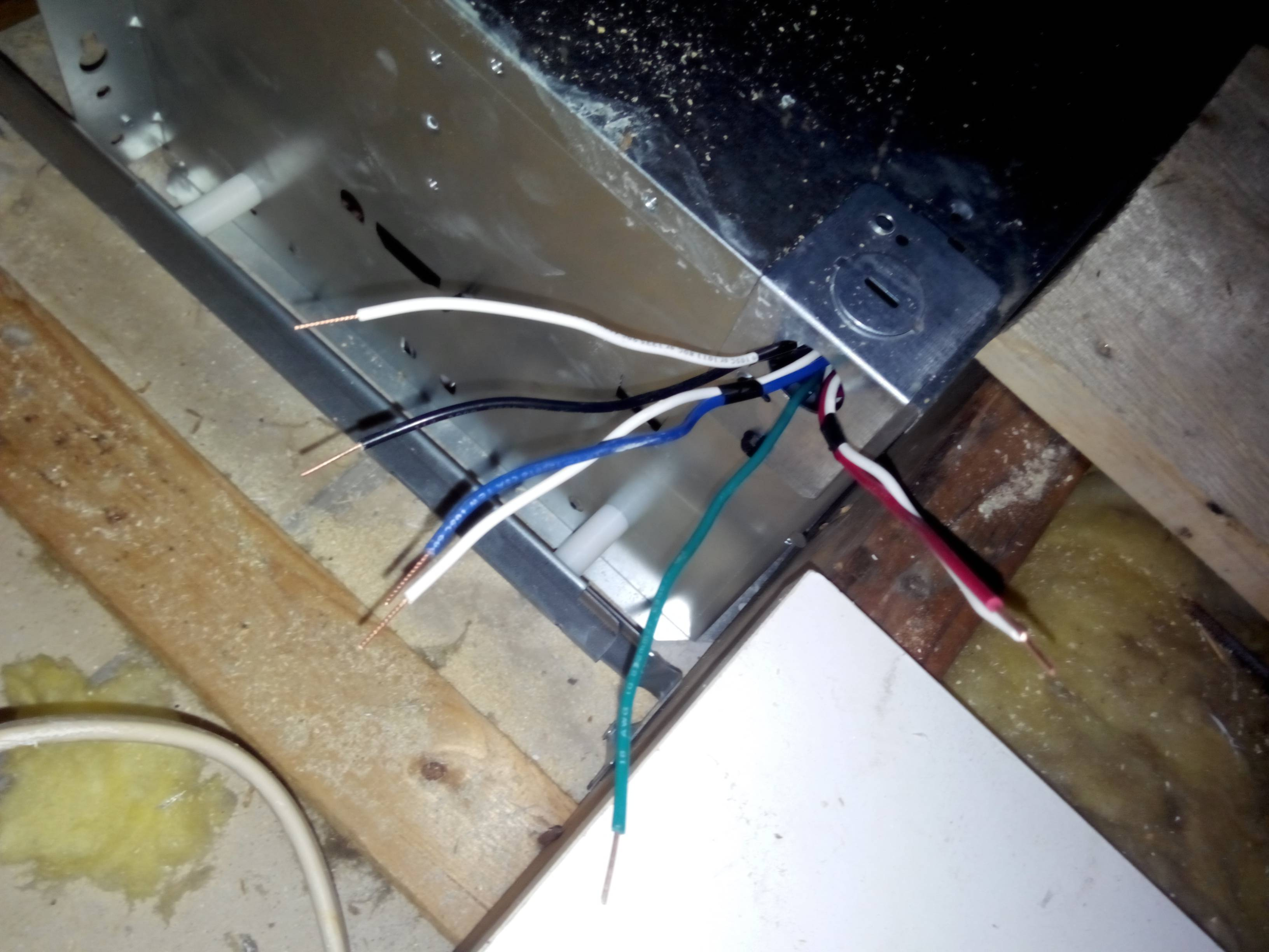 Wiring A Bathroom Fan