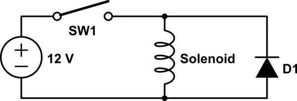 Can i use 12 v solenoid valve directly connect with the 12