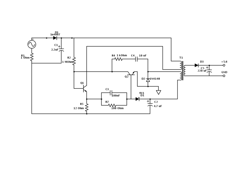 how does a power supply regulate its output voltage and current