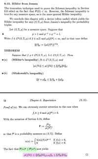 """David Williams """"Probability with Martingales"""" 6.13.a ..."""