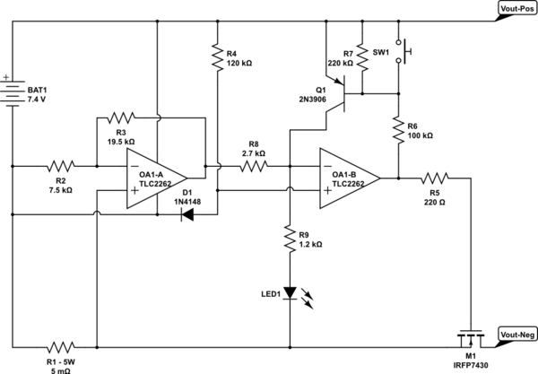 finding short circuit