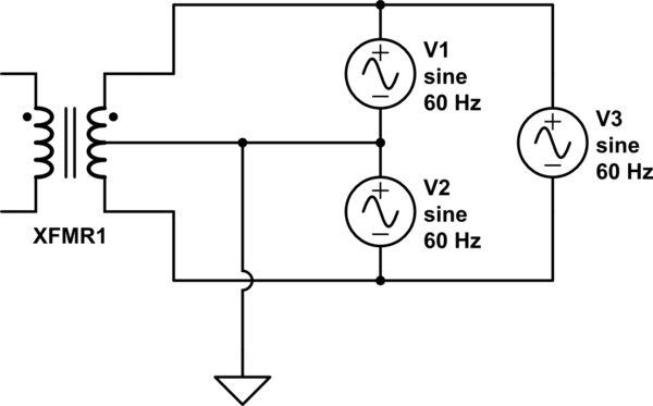 How Do The Windings In A Residential Transformer