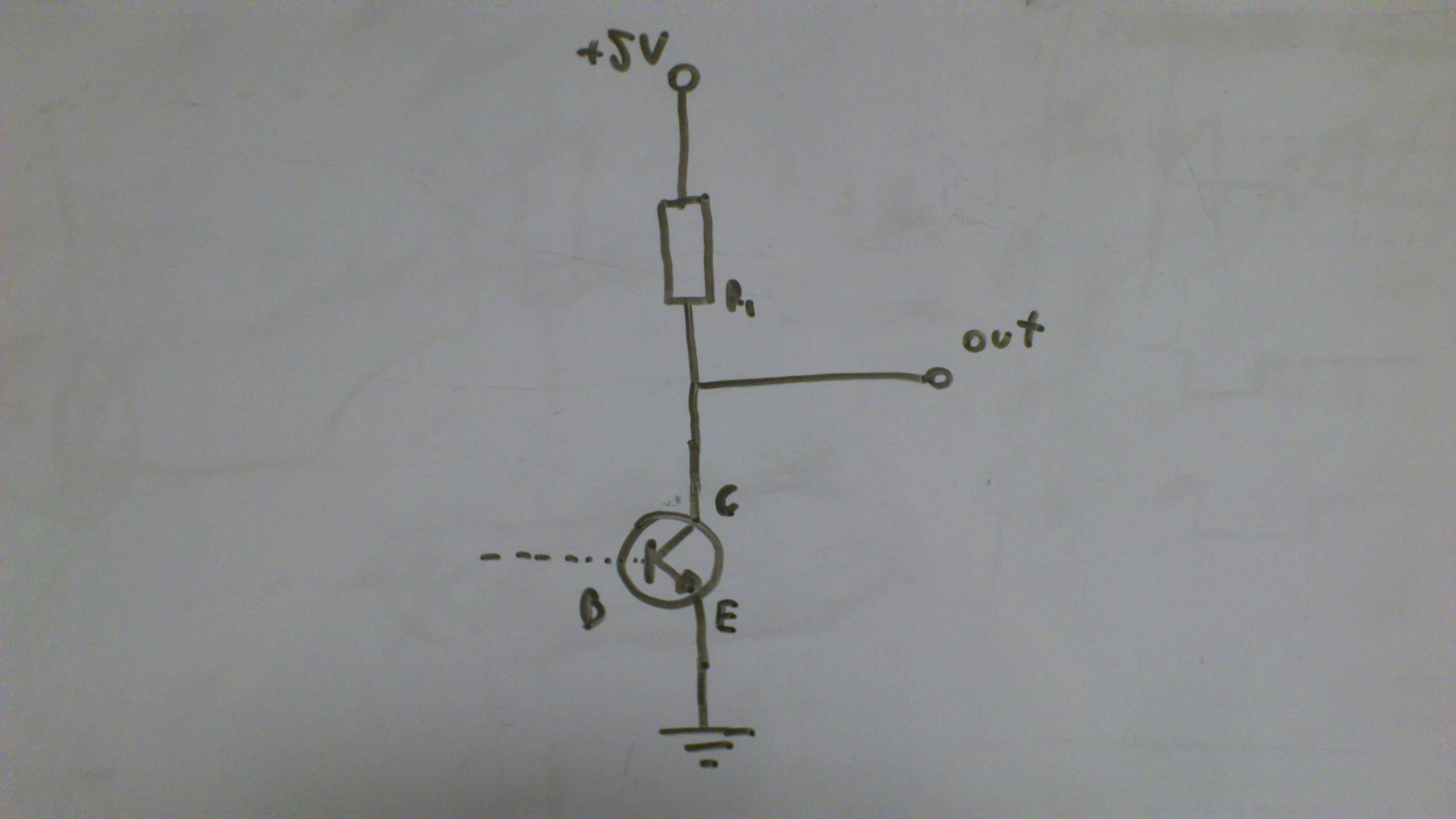 Transistors Motion Sensor Circuit Question Electrical Engineering