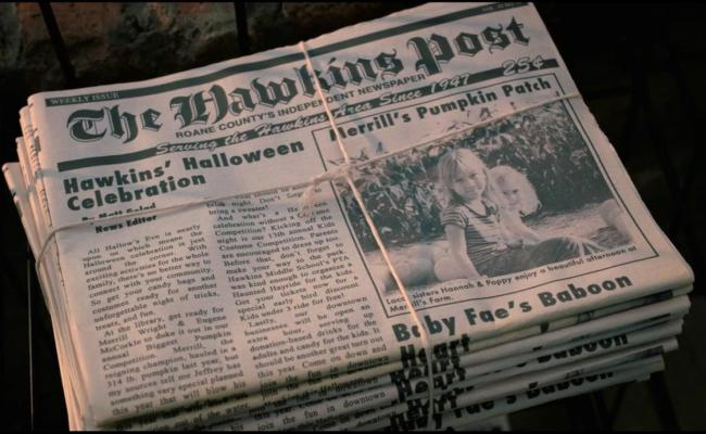 Analysis What Is The Significance Of Newspaper Shot In