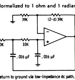 equal component sallen key [ 1670 x 1084 Pixel ]