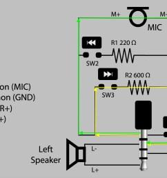 headphones volume control wiring wiring diagrams u2022 rh 27 eap ing de stereo volume control wiring [ 1596 x 952 Pixel ]