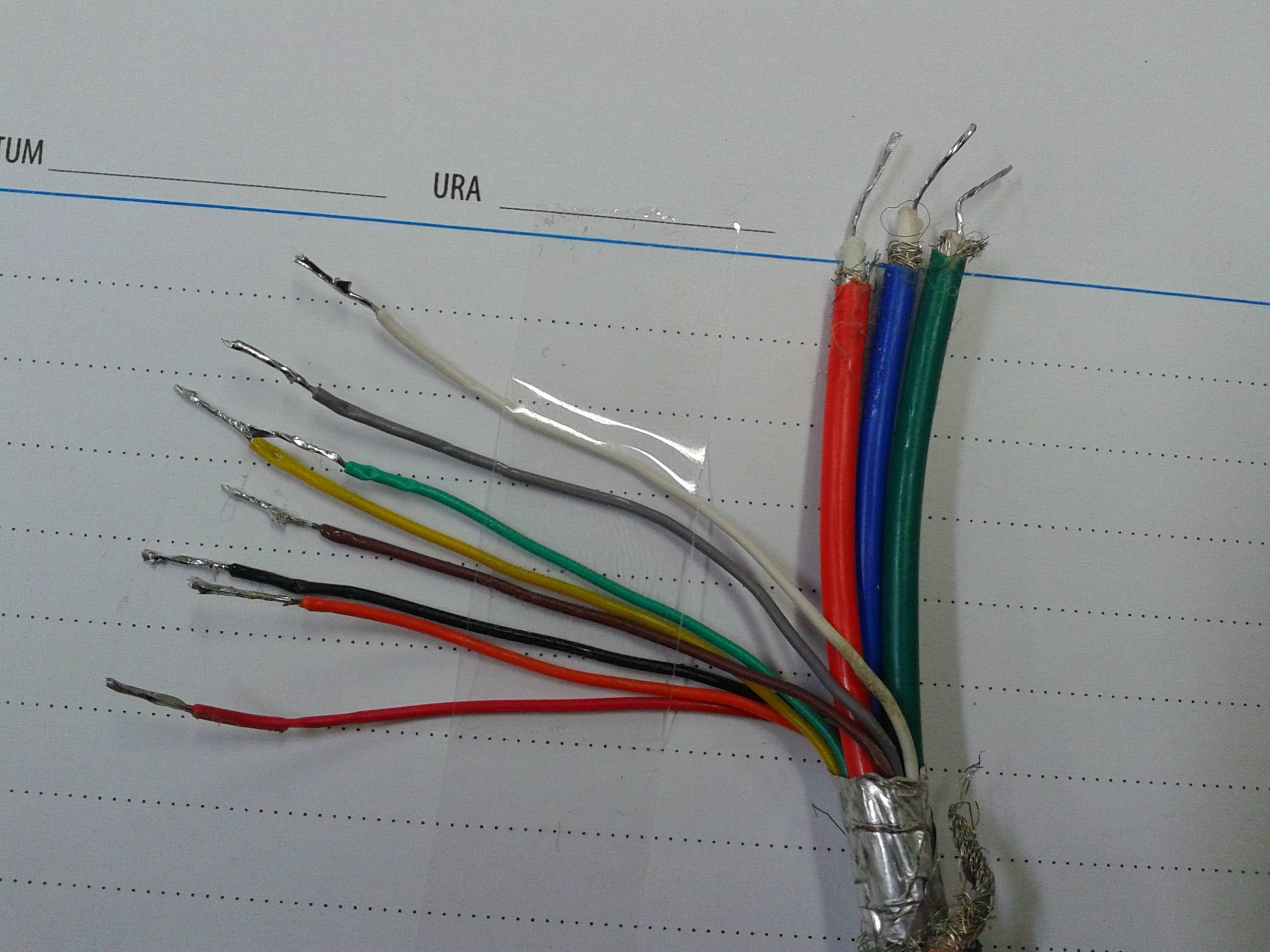 Wiring Color Code Pdf
