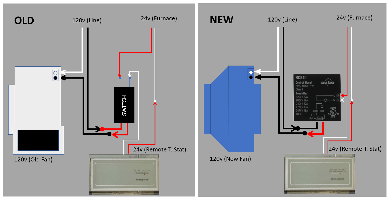hight resolution of amature schematic wiring hvac ducts
