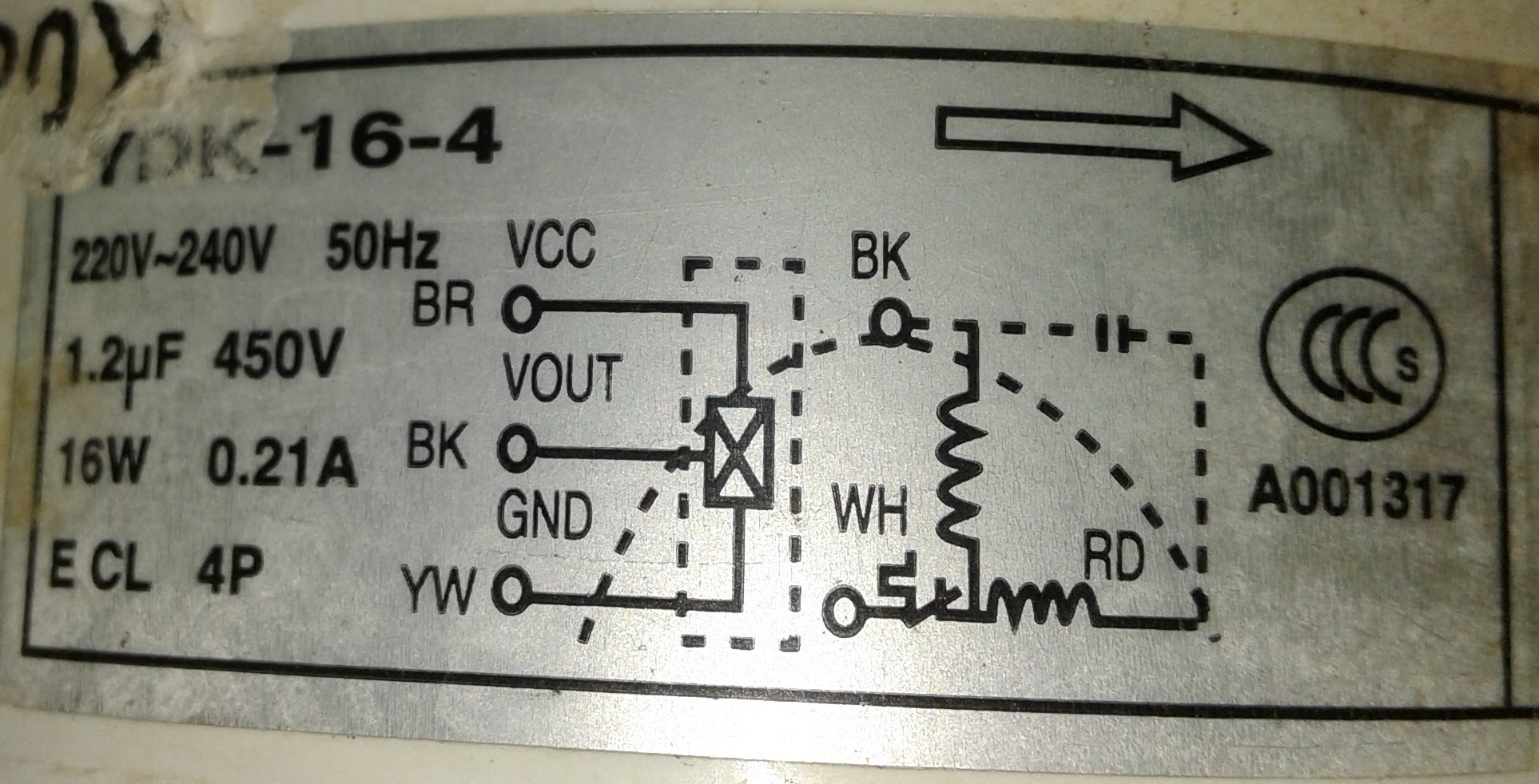 Need Help Wiring Old 220v Fan Motormotordiagramjpg