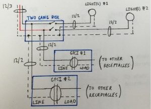 electrical  Need help designing a circuit layout and