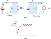 How Exactly Current Flow Through a Capacitor? - Electrical ...