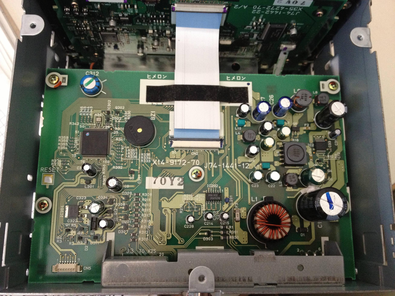 Bose Service Schematics Install Aux Input On Car Audio Navi System Electrical