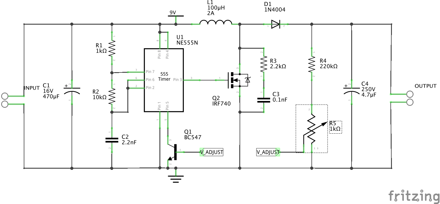 hight resolution of pcb schematic