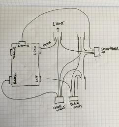 how can i replace a single pole light switch with z wave light single pole light switch wire diagram pole light switch wiring diagram [ 2448 x 3264 Pixel ]