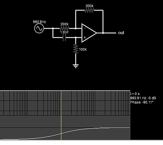 Frequency Response Of 2nd Order Rc Lowpass Filter Electrical
