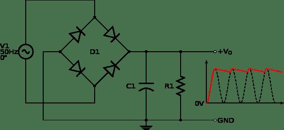 1000v Motor Wiring Diagram Power Supply Is A Linear Voltage Regulator Necessary In