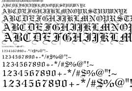 Adding Blackletter Font Support to Tesseract OCR Engine