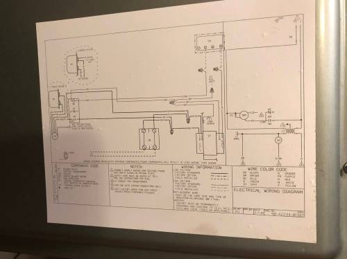small resolution of hvac common wire hookup in air handler home improvement stackair handler wiring diagram hvac