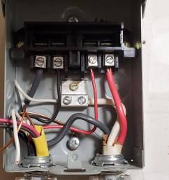 240v new mini split ac on existing spa disconnect home split ac 240v wiring [ 3024 x 4032 Pixel ]